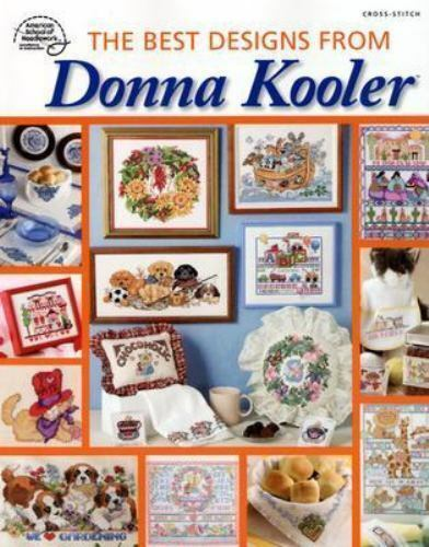 The Best Designs from Donna Kooler by Paperback