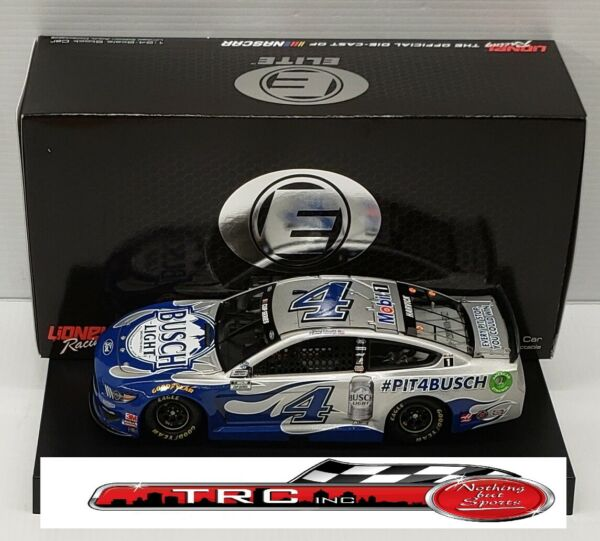Kevin Harvick 2020 Lionel Collectibles #4 #PIT4BUSCH ELITE 1 24 FREE SHIP