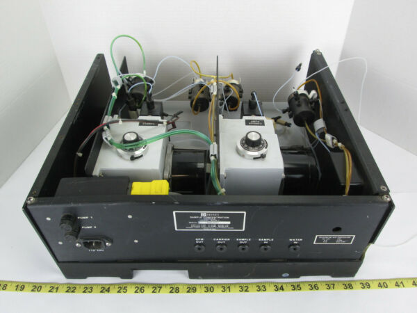 Dionex Sample Concentration Module Model SCM 1 Sample Carrier Pump Science Lab $299.99