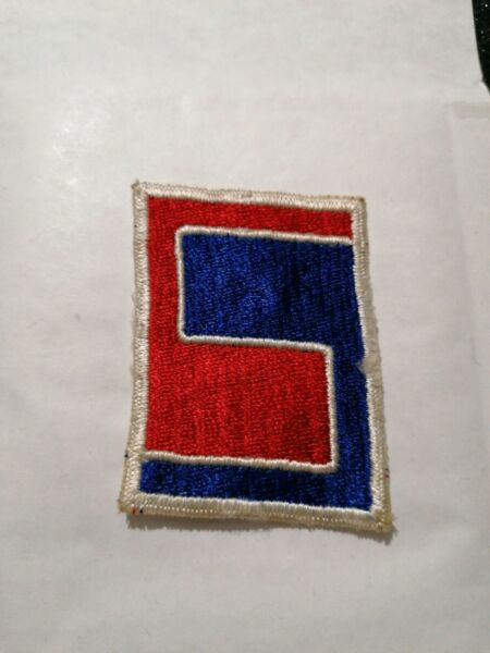 Rare patch armee us 69th INFANTRY DIVISION ww2 original