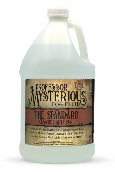 Professor Mysterious The Standard Fog and Haze Fluid