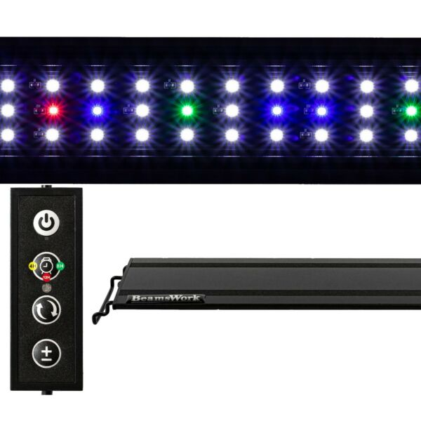 Beamswork Vivio Full Spectrum LED Aquarium Fish Tank Light Dimmer Fixed Timer $44.95
