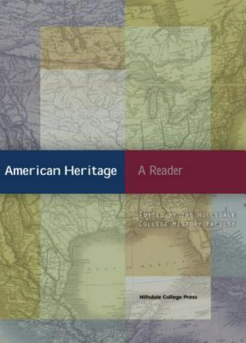 American Heritage: A Reader by Paperback