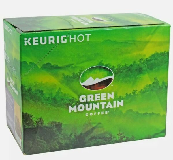 Green Mountain Keurig Variety Pack K Cups® two boxes 22 count 44 total