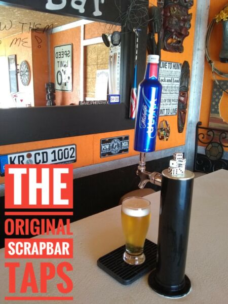 RETRO MICHELOB ULTRA DRAFT BEER KEGERATOR TAP HANDLE VERY COOL