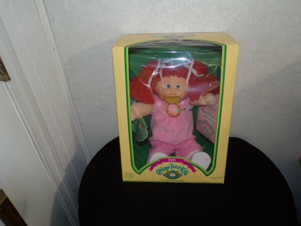 cabbage patch dolls vintage 1985