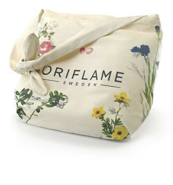 Oriflame New Ecobag With Small Bag $7.99