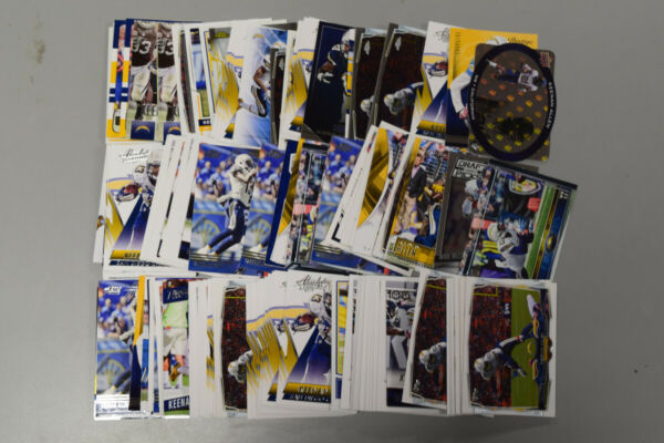 LOT OF 147 KEENAN ALLEN PREMIUM BASE CARDS SR689 $14.11