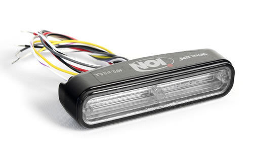 Whelen ION DUO Linear LED Lighthead Red Blue I2J