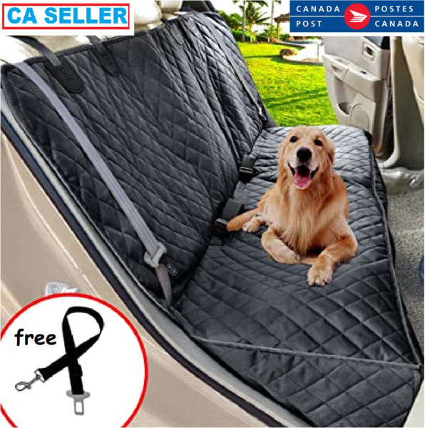 Rear Seat Protector Cover Travel Car Waterproof Dog Pet Hammock Heavy Duty Mat C $31.99