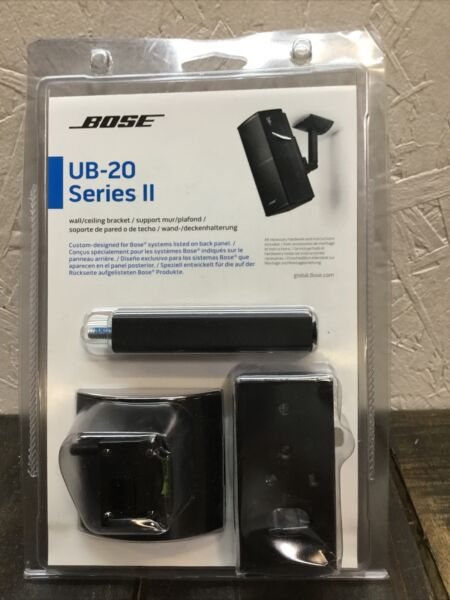 Bose UB 20 Series II Wall Ceiling Mount New Sealed $23.40