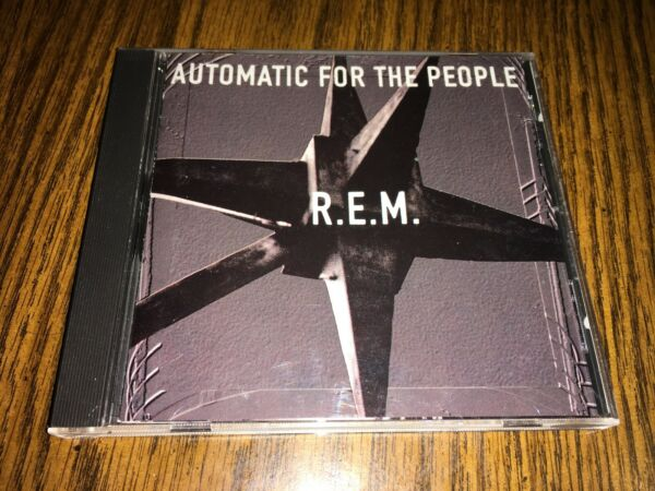 Automatic for the People by R.E.M. CD Sep 1992 Warner Bros. $0.99