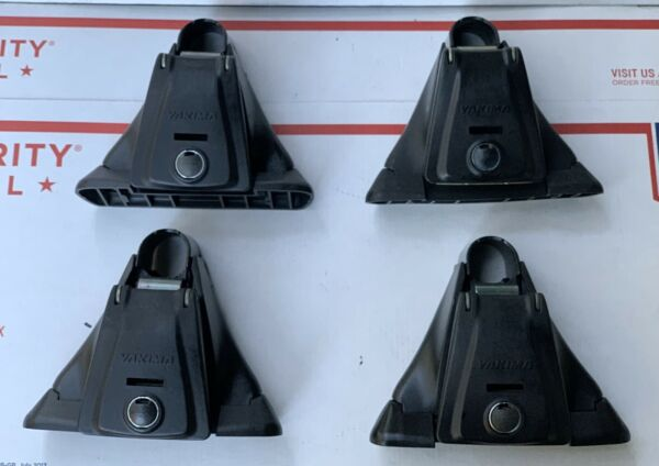 Yakima Q Towers Rooftop Rack System Towers Set of 4 $65.00
