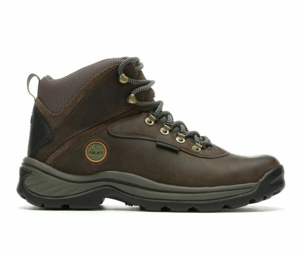 Timberland White Ledge Mid Waterproof Ankle Hiking Boot Brown Clearance 14US AU $99.99