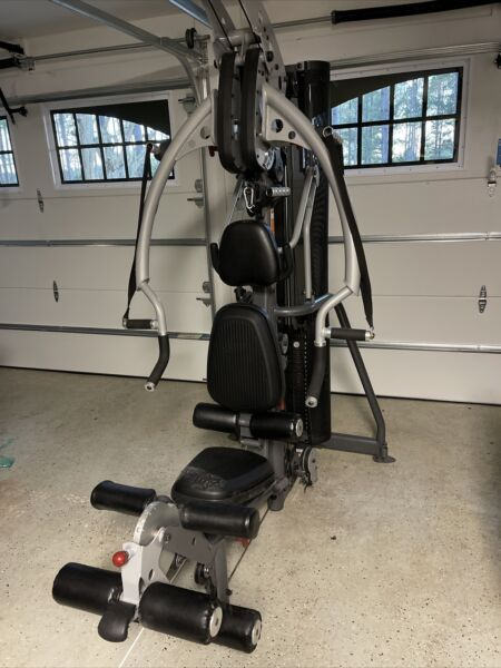 Inspire M3 Home Gym System 215lb Weight Stack Machine $2016.00