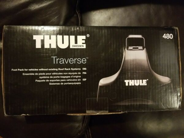 Thule 480 Traverse Foot Pack $144.95