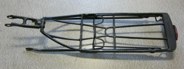 Schwinn bicycle rear rack for 27quot; Continental or Varisty in black $42.00