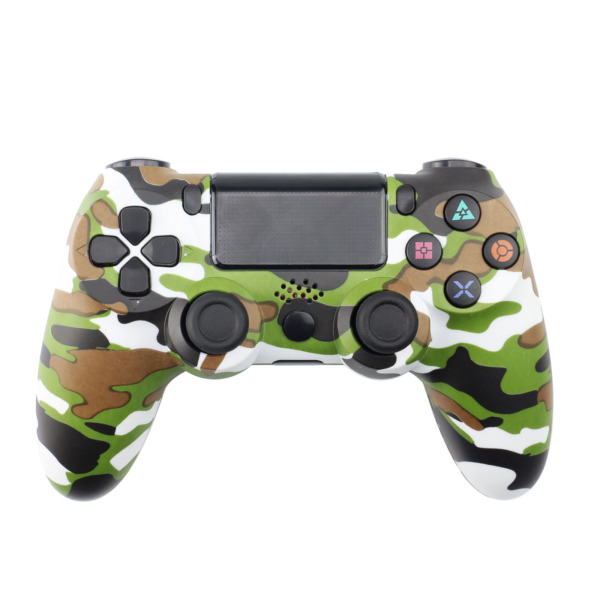 PS4 controller wireless for Sony Playstation 4 Double Vibration⭐Green Brown Camo $44.00