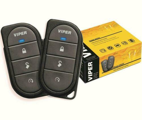 NEW Viper 4105V Remote Start System with Two 3 Button Controls