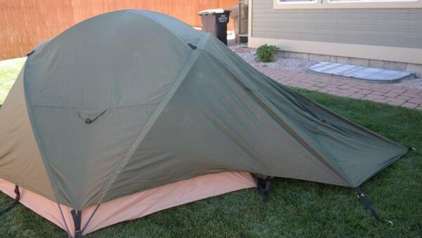 Lightweight Extreme Weather Shelter LEWS Army Military Tent SN1