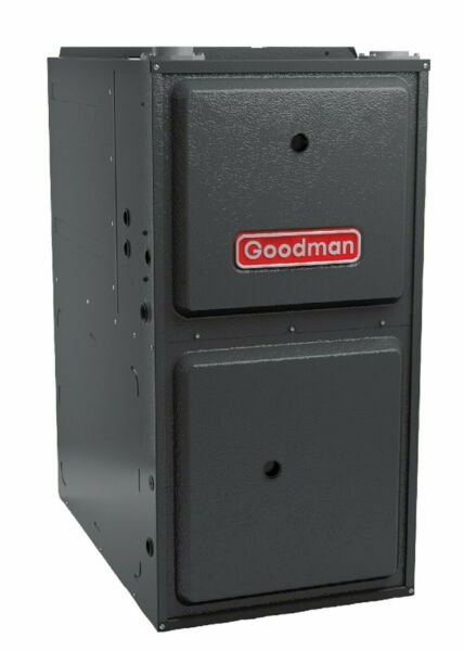 Goodman 60000 BTU 96% AFUE Upflow Horizontal Gas Furnace Model GMES960603BN $1279.95