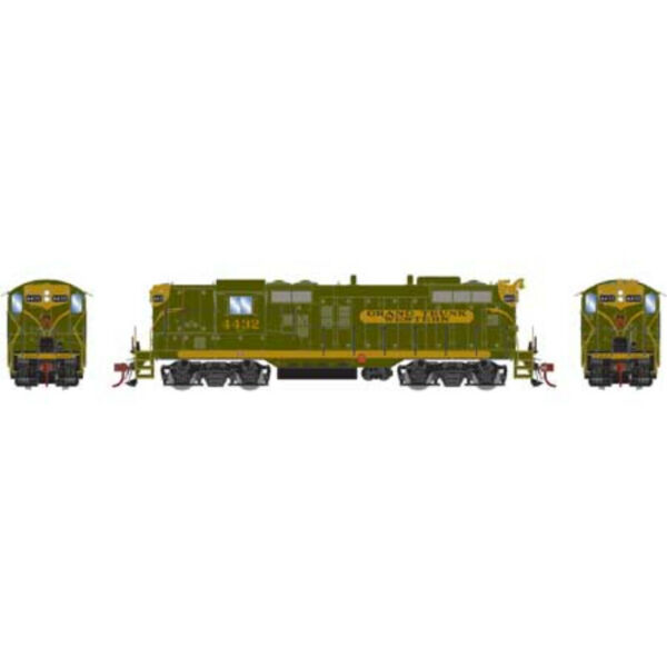 Athearn G78168 EMD GP9 Grand Trunk Western GTW 4432 HO Scale $208.75