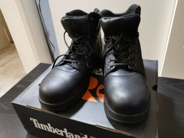 Timberland Pro Titan 6inch Composite Size 10M Toe Work Safety Boot $89.99