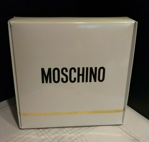 Moschino Fresh Couture Perfume and Lotion Boxed Gift Set Travel Size NIB $28.00