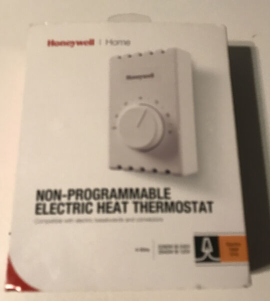 Honeywell non programmable Electric Heat thermostat $15.50