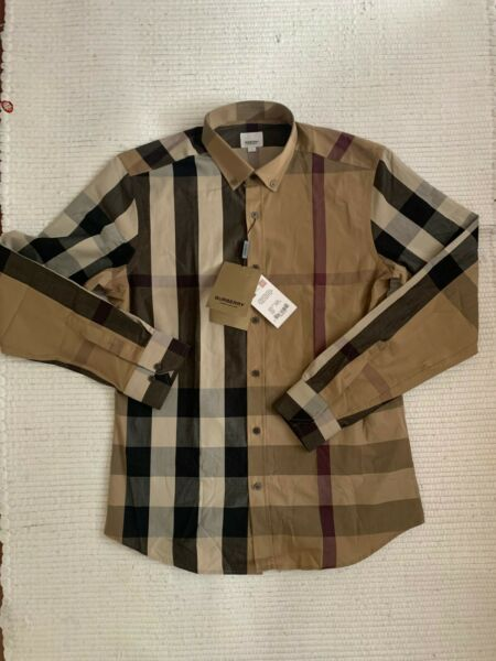 NWT Brand New 2xLarge Button Down Shirt $99.00