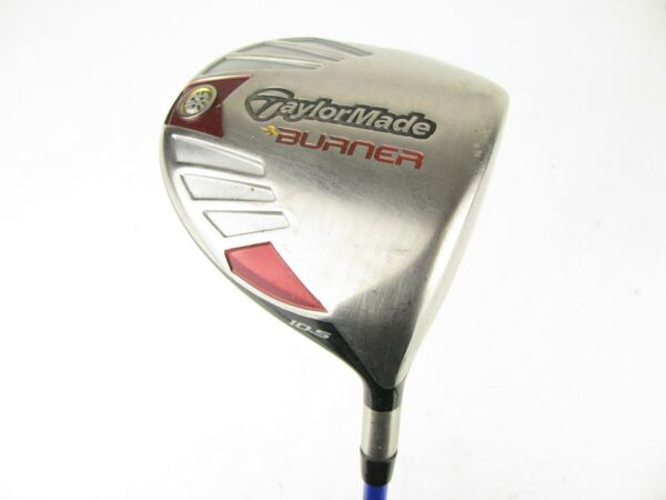 TaylorMade Burner Driver 10.5 degree with Graphite ProLaunch Blue 65 Regular