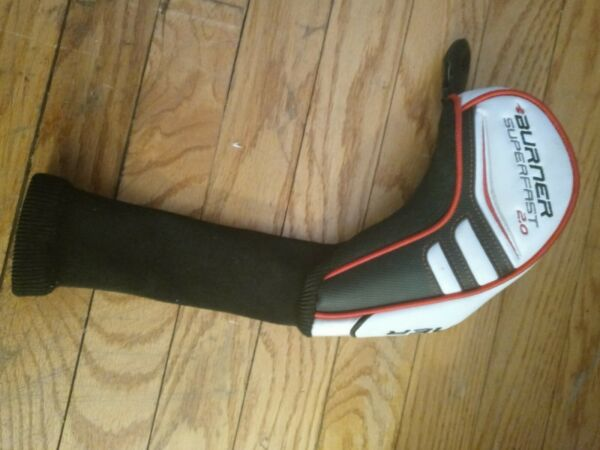 TaylorMade Burner Superfast 2.0 Driver Head Cover changeable size wheel