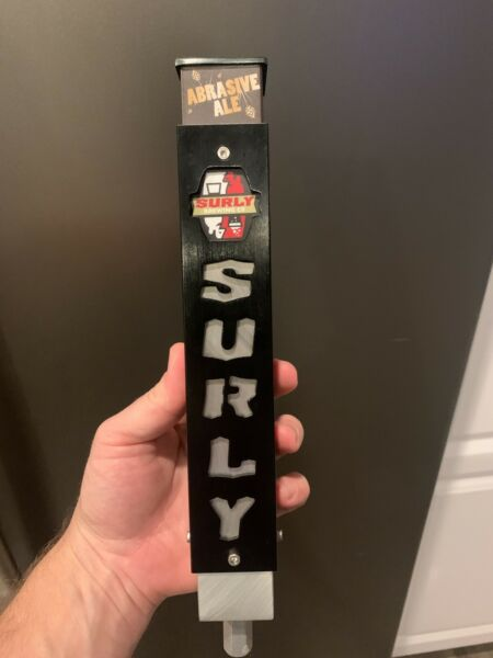 Surly Abrasive Tap Handle