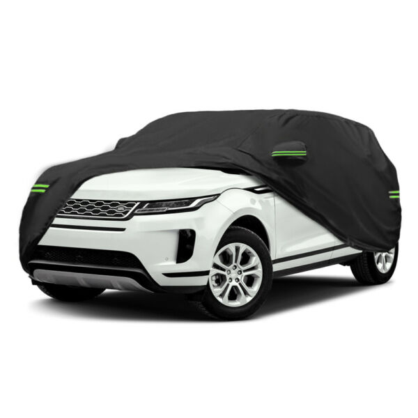 Full SUV Car Cover Outdoor Waterproof Dust Sun For Land Rover Range Rover Evoque