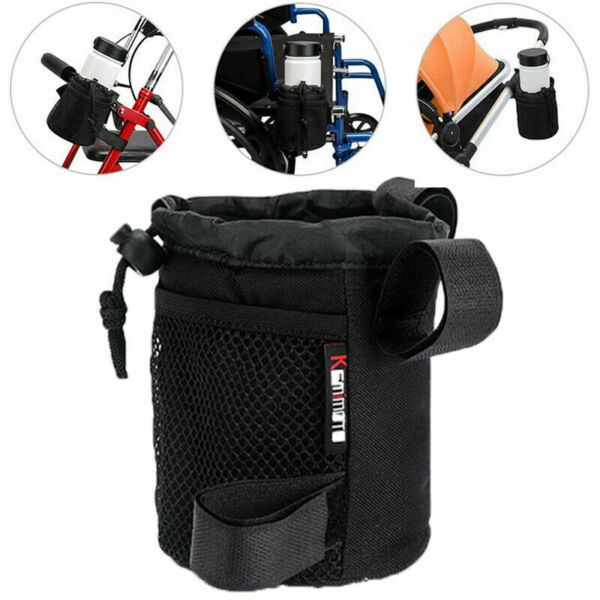 Cycling Bike Water Bottle Holder Mount Handlebar Bicycle Bottle Cage Drink Cup $12.49