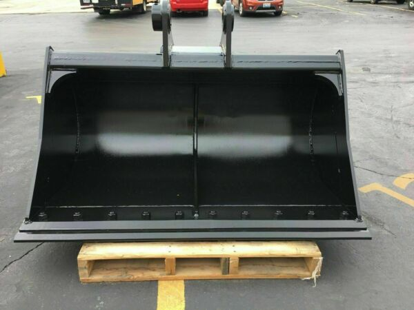 New 60quot; Clean Up Bucket for a Komatsu PC120 5 $3200.00