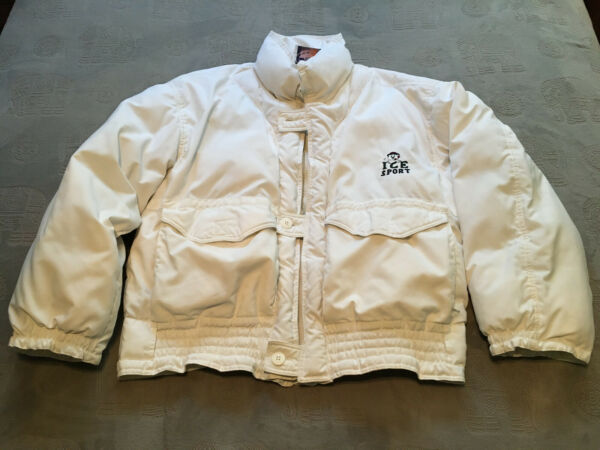 Sport Ice By Iceberg Winter Jacket Made in Italy Nice Condition Men#x27;s L EU 50 $35.95