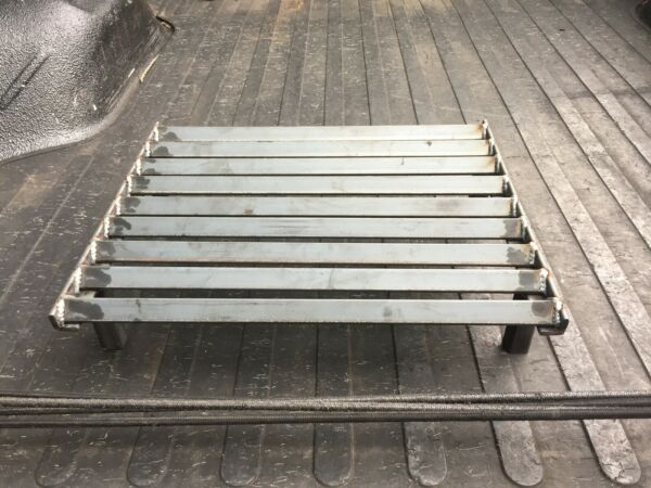 """Heavy Duty BBQ Smoker Commercial Fire Grate 18x20"""""""