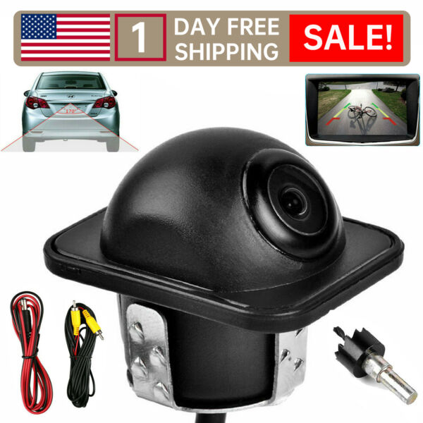NEW Mini Rear View Car Back Up Camera For Pioneer Stereo Waterproof Night Vision $11.88
