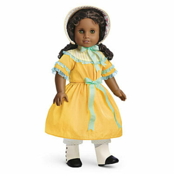 American Girl Doll Cecile#x27;s Summer Yellow Dress Outfit New Marie Grace Friend