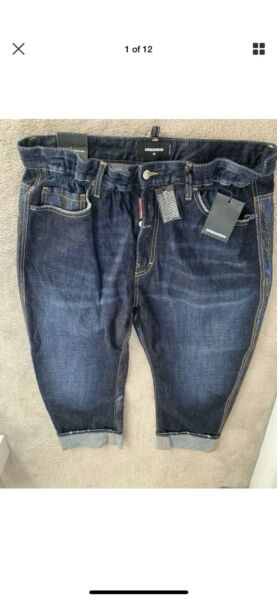 dsquared men jeans trousers ultra cool 100% authentic ultra rare GBP 125.00