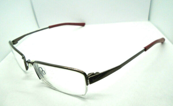 NIKE with Flexon Bridge Mens Eyeglasses 4222 200 51 19 140 Rectangular Rx Frames
