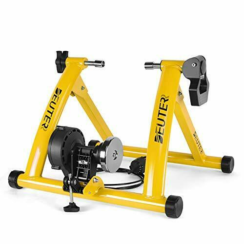 Bike Trainer Magnetic Bicycle Stationary Stand for Indoor Exercise Riding $117.22