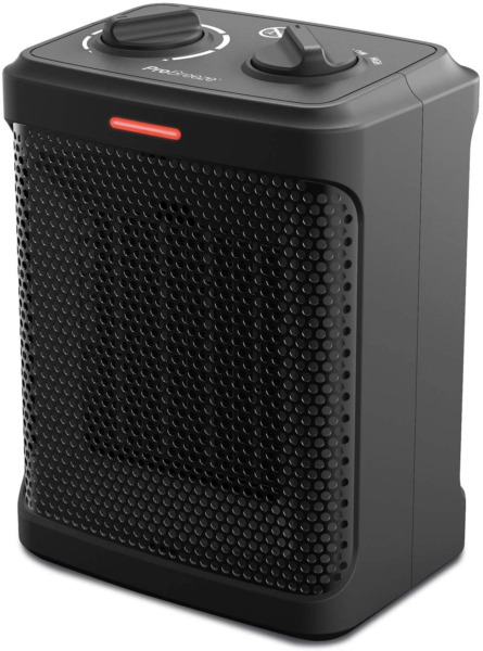 Pro Breeze Space Heater Electric Heater 3 Operating Modes and Adjustable 1500W $47.22