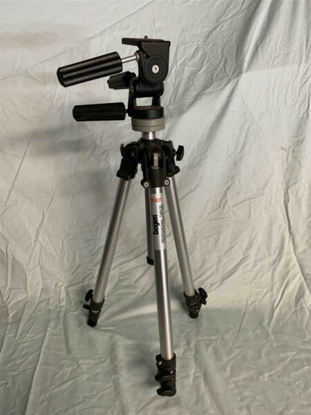 Bogen by Manfrotto #3001 Professional Tripod with #3029 Head