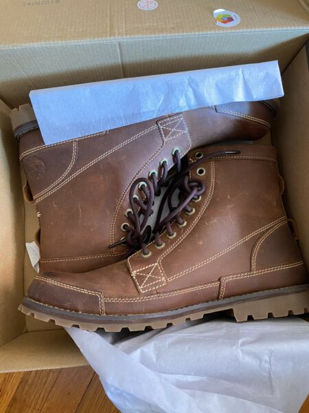 J Crew Timberland® Earthkeepers® 6quot; boot M1202 Brown Size 10.5 $108.99