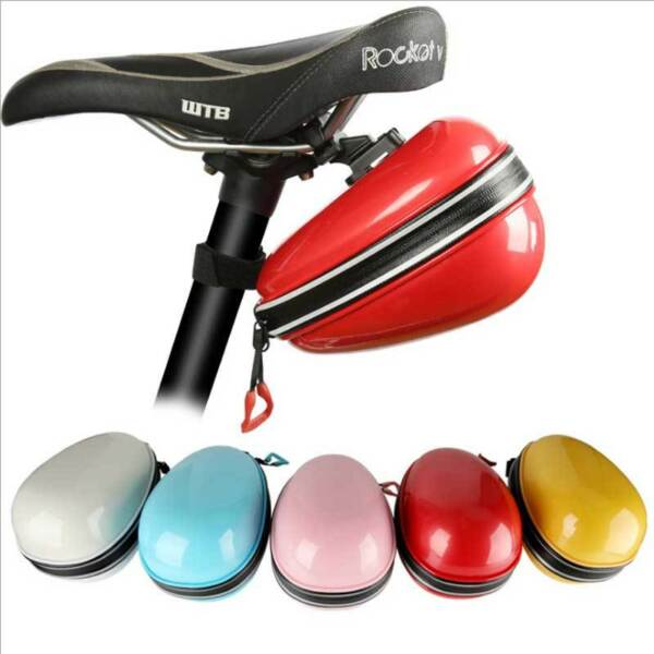 Cycling Bicycle Bags Pouch Holder Saddle Bag Tail Seat Waterproof Storage Bags $18.20