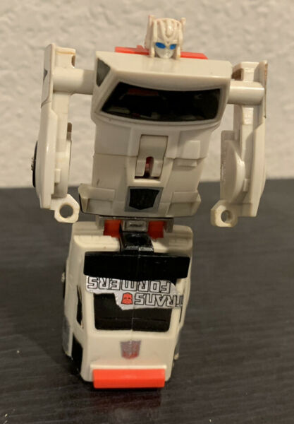 Transformers G1 Streetwise Protectobot