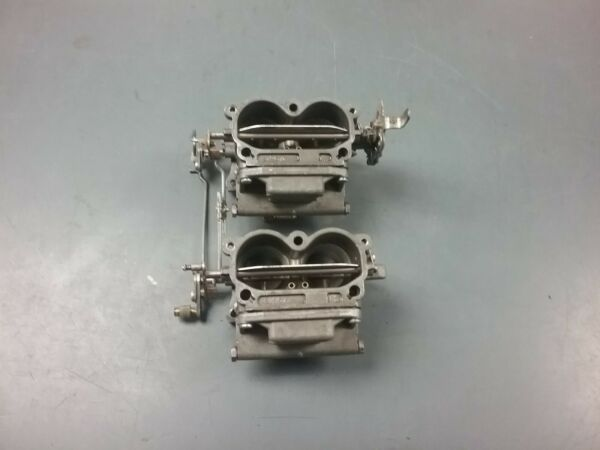 Carburetors from a 1975 115 HP Johnson or Evinrude outboard motor $149.95