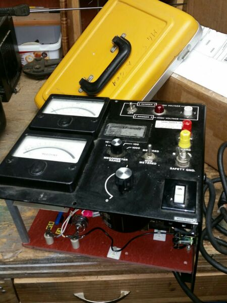 Mega meter . New they cost $1500 so for this under 100 it#x27;s a deal $89.00